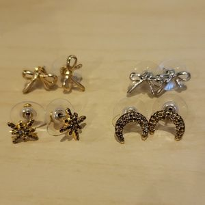 Baublebar stud earrings